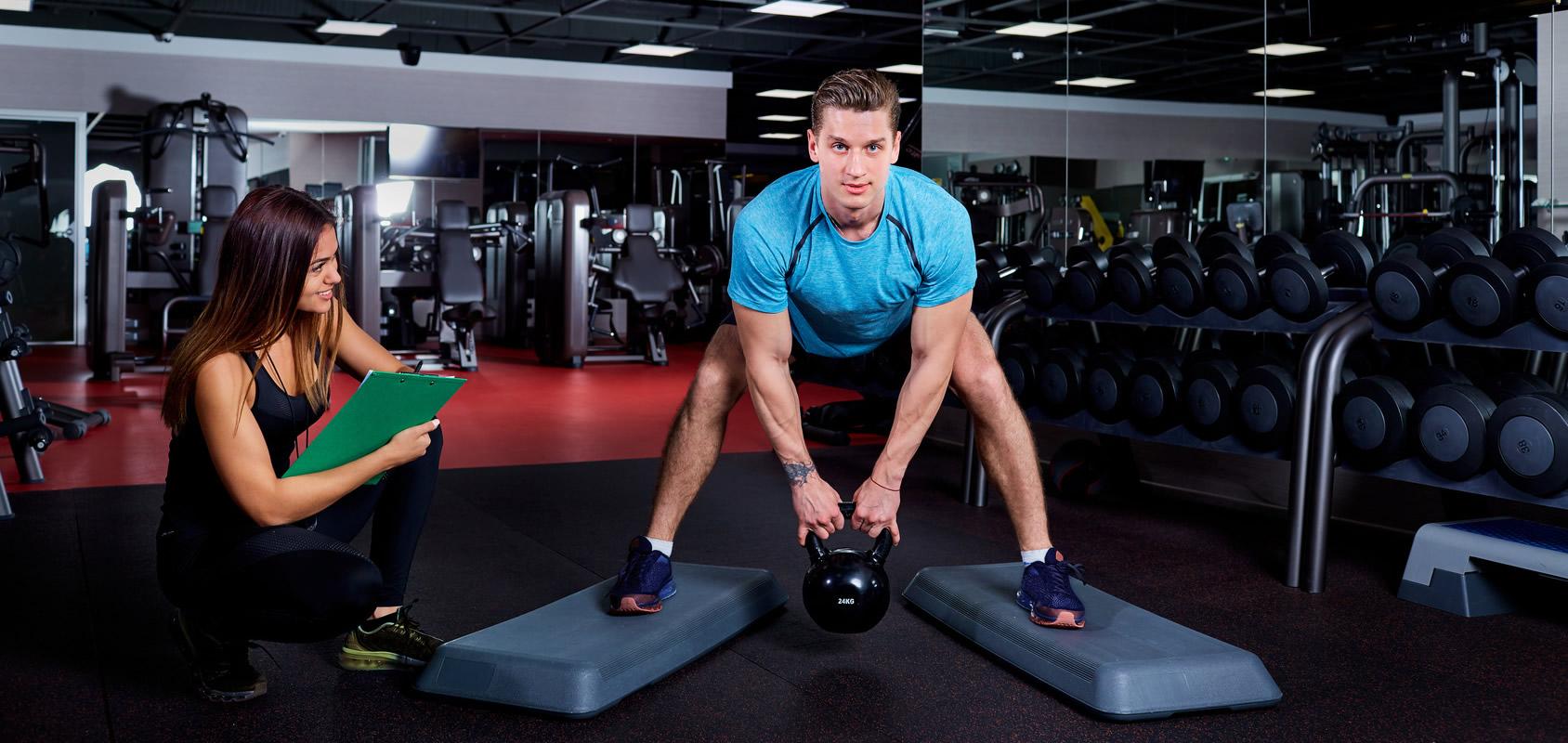 upoznavanje sa svojim fitness trenerom
